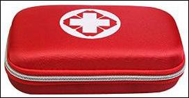携帯用救急セット