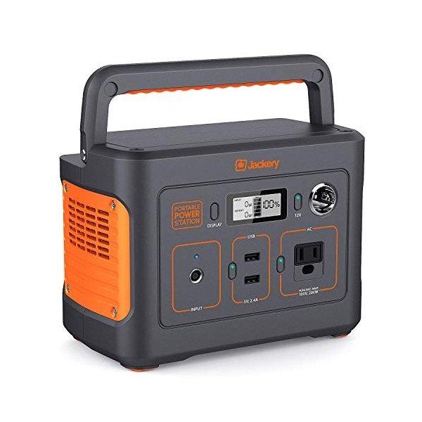 Jackery ポータブル電源 240 大容量66000mAh/240Wh 家庭・アウトドア両用蓄電池